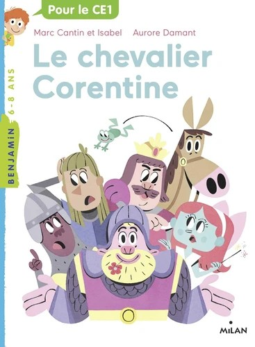 LE CHEVALIER CORENTINE//MILAN BENJAMIN/MILAN/
