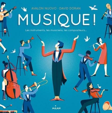 MUSIQUE?!//DOCUMENTAIRES 8 ANS ET +/MILAN/