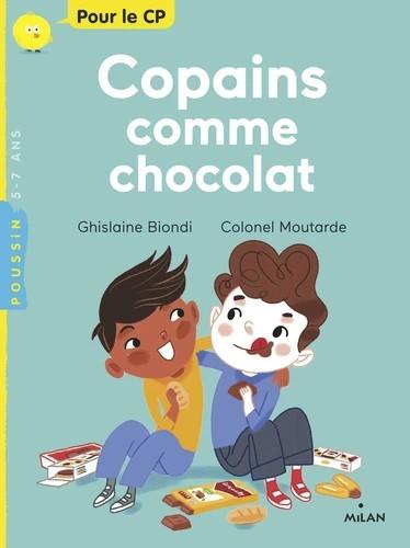 COPAINS COMME CHOCOLAT//MILAN POUSSIN/MILAN/