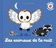 LES ANIMAUX DE LA NUIT//DOCUS A TOUCHER/MILAN/