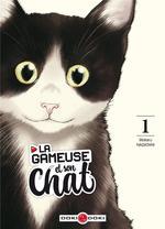 LA GAMEUSE ET SON CHAT - VOL. 01/1/BAMB.DOKI DOKI/BAMBOO/GAMEUSE ET SON CHAT (LA