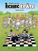 ECHEC EPATE - TOME 01/1/BAMBOO HUMOUR/BAMBOO/ECHEC EPATE