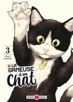 LA GAMEUSE ET SON CHAT - VOL. 03/3/BAMB.DOKI DOKI/BAMBOO/GAMEUSE ET SON CHAT (LA