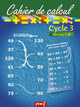 CAHIER DE CALCUL CYCLE 3 NIVEAU 1B///PEMF/