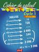 CAHIER DE CALCUL CYCLE 3 NIVEAU 2B///PEMF/