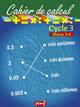 CAHIER DE CALCUL CYCLE 3 NIVEAU 3A///PEMF/