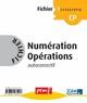 FICHIER NUMERATION-OPERATIONS CP NIVEAU1 FICHIER 1///PEMF/