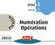 FICHIER NUMERATION OPERATIONS CE2 NIVEAU 2 FICHIER 6///PEMF/