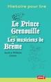 LE PRINCE GRENOUILLE 1 EX///PEMF/