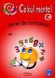 CALCUL MENTAL LIVRET COMPTEUR C (ROUGE)///PEMF/