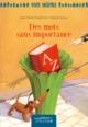 DES MOTS SANS IMPORTANCE///PEMF/