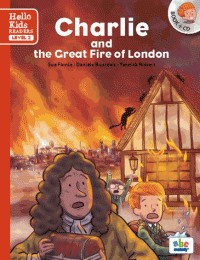 CHARLIE AND THE GREAT FIRE OF LONDON (NOUVELLE EDITION) / ROMANS ILLU