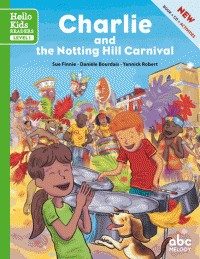 CHARLIE AND THE NOTTING HILL CARNIVAL (NE) / ROMANS ILL/ABC MELODY