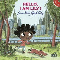 HELLO, I AM LILY FROM NEW-YORK CITY (LIVRE-CD) / LIVRES CD / ABC MELO