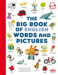 IMAGIERS LANGUES - THE BIG BOOK OF ENGLISH WORDS AND PICTURES / PETI