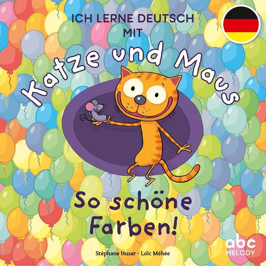 KATZE UND MAUS - SO SCHONE FARBEN! / ALBUMS / ABC MELODY
