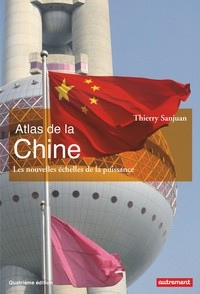 ATLAS DE LA CHINE / ATLAS / AUTREMENT