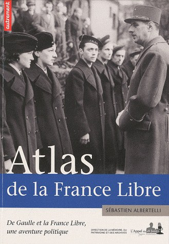 ATLAS DE LA FRANCE LIBRE