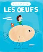 LES OEUFS (COLL. JE SAIS CE QUE JE MANGE) / DOCUMENTAIRES / RICOCHET