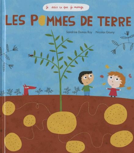 LES POMMES DE TERRE (COLL. JE SAIS CE QUE JE MANGE) / DOCUMENTAIRES /