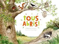 TOUS AUX ABRIS ! (L'HABITAT DES ANIMAUX) / DOCUMENTAIRES / RICOCHET