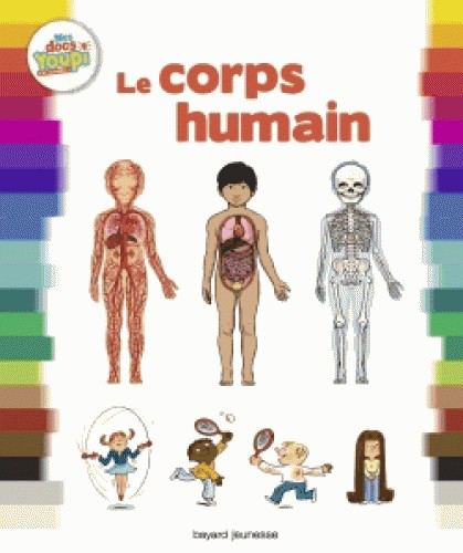 LE CORPS HUMAIN / P'TIT DICO /DOCUMENTAIRES / BAYARD JEUNESSE