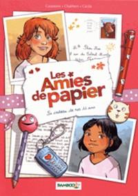 LES AMIES DE PAPIER T01 / BAMBOO HUMOUR / BAMBOO