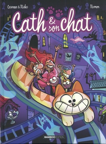 CATH ET SON CHAT - TOME 8 / BAMB.FILLE / BAMBOO