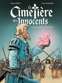 LE GRAND MYSTERE DE L' AU DELA T3- LE CIMETIERE DES INNOCENTS/BAMBOO