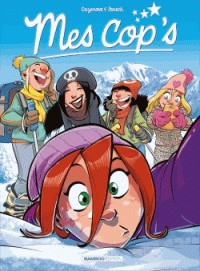 MES COP'S - TOME 8 - PISTE AND LOVE / BAMBOO HUMOUR / BAMBOO