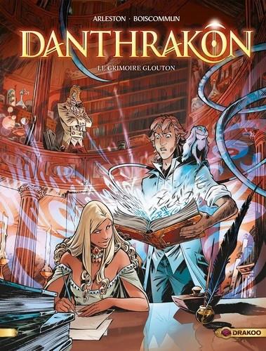 DANTHRAKON- T01-LE GRIMOIRE GLOUTON/DRAKOO/BAMBOO