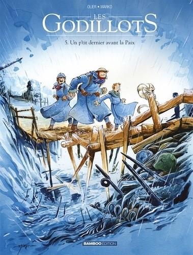 LES GODILLOTS - TOME 5 - UN P'TIT DERNIER AVANT LA PAIX / BAMB.HUMOUR