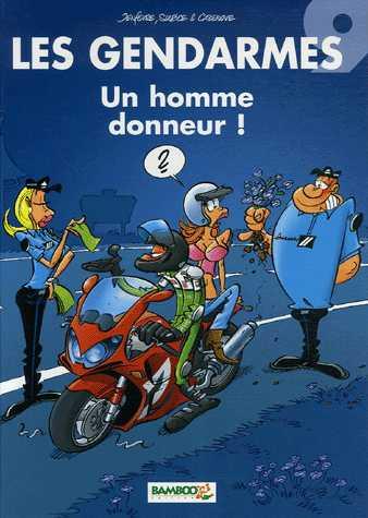 HOMME DONNEUR T9/ Gendarmes T9 / BAMBOO