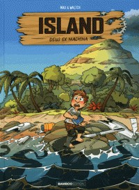 ISLAND - TOME 1 / BAMB.HUMOUR / BAMBOO