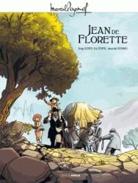 M. PAGNOL EN BD : JEAN DE FLORETTE - VOLUME 1 / GRAND ANGLE / BAMBOO