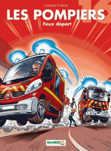 LES POMPIERS T16 / BAMBOO HUMOUR / BAMBOO