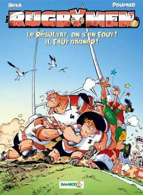 LE RESULTAT ON S'EN FOUT!IL FAUT GAGNER T7/ les rugbymens T7 /BAMBOO