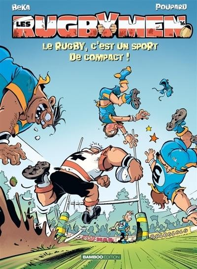 LES RUGBYMEN T16 /.RUGBYMEN / BAMBOO
