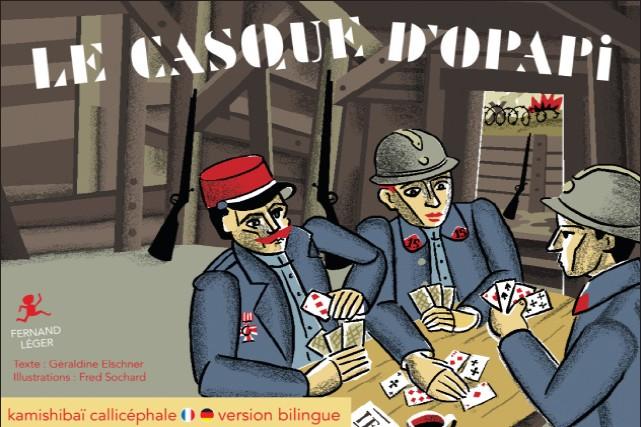 LE CASQUE D'OPAPI / KAMISHIBAI / CALLICEPHALE