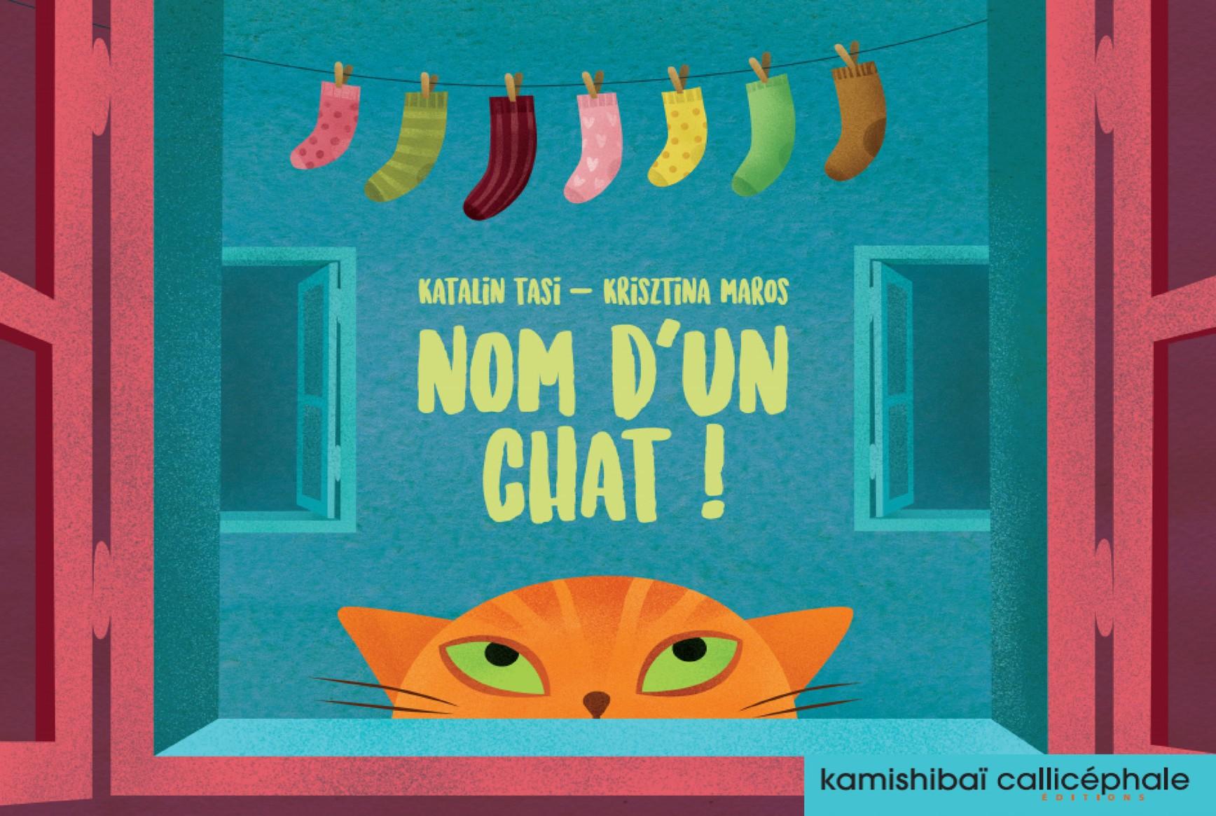 NOM D'UN CHAT / KAMISHIBAI / CALLICEPHALE