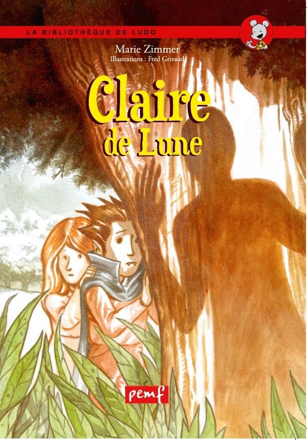 CLAIRE DE LUNE / BIBLIO LUDO