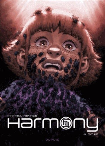HARMONY - TOME 4 - OMEN / HARMONY / DUPUIS