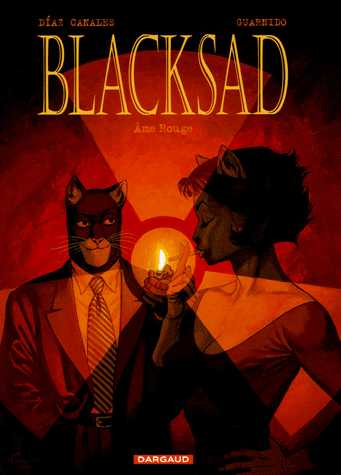 AME ROUGE T3/BLACKSAD/DARGAUD