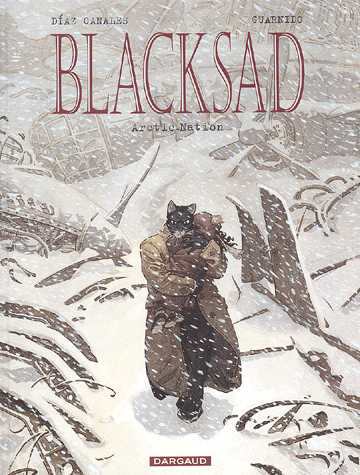 ARTIC NATION/ BLACKSAD/DARGAUD