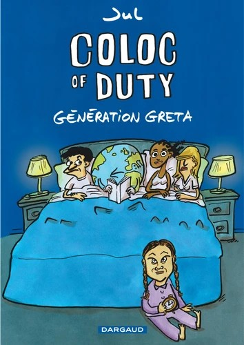 COLOC OF DUTY GENERATION GRETA / DARGAUD