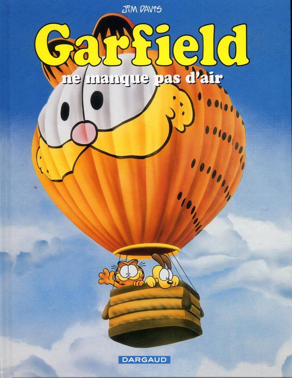 GARFIELD T51 GARFIELD NE MANQUE PAS D'AIR/GARFIELD/DARGAUD
