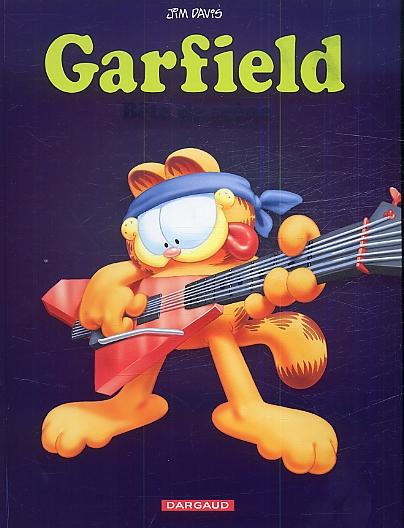 GARFIELD T52 GARFIELD BETE DE SCENE/GARFIELD/DARGAUD