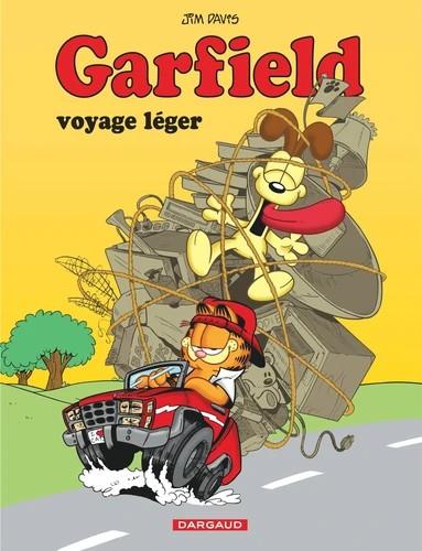 GARFIELD VOYAGE LEGER TOME 67 / GARFIELD / DARGAUD