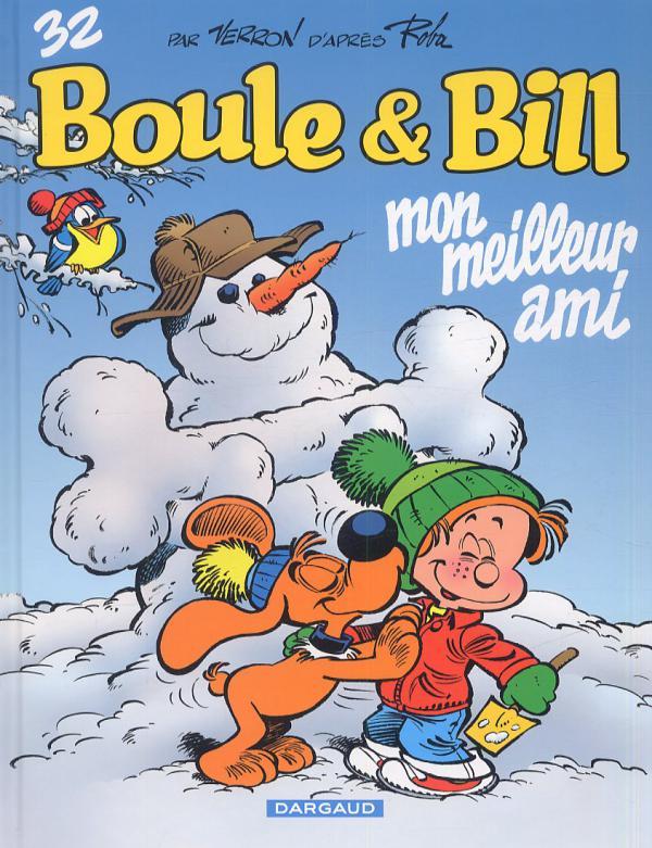 MON MEILLEUR AMI T32/BOULE & BILL/DARGAUD