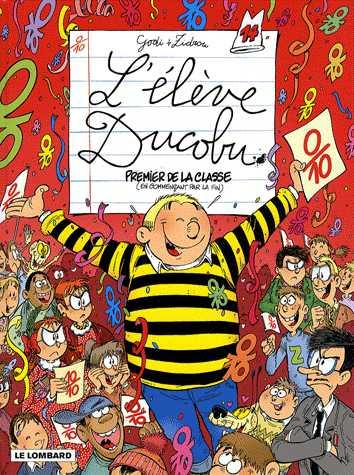 PREMIER DE LA CLASSE T14/ELEVE DUCOBU (L/LOMBARD